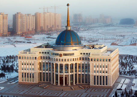 Нурсултан Назарбаев принял премьер-министра