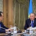 Нурсултан Назарбаев дал несколько поручений Кариму Масимову
