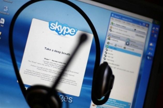Вирус в Skype похищает пароли от соцсетей