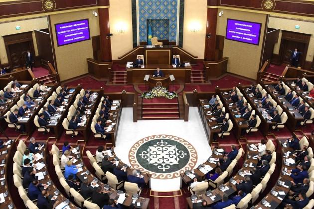 Зачем президент созвал совместное заседание палат Парламента