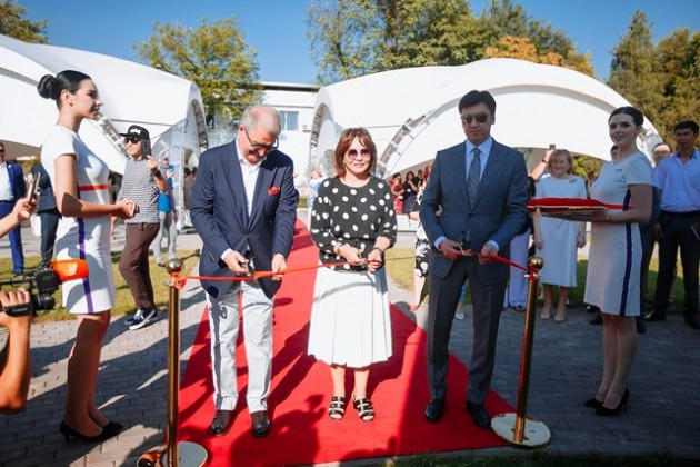 Учебный центр стоимостью 100 млн тенге открыли на базе завода SANTO