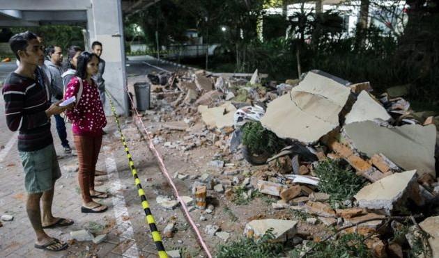 Казахстанцы непострадали вовремя землетрясения вИндонезии
