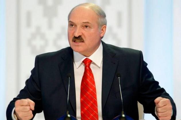 Лукашенко назвал причины беспорядков в Украине