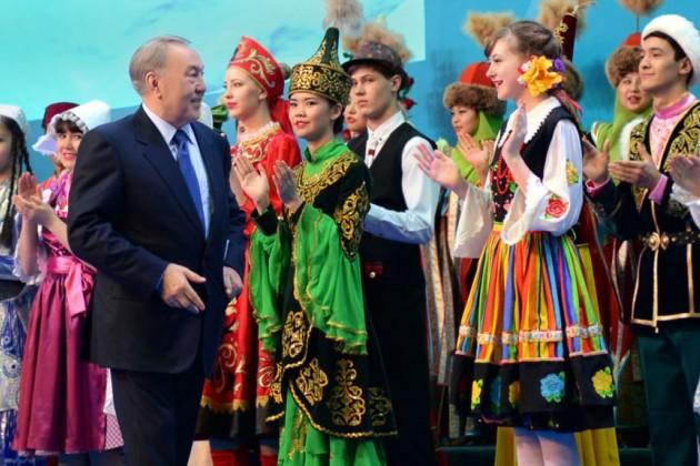 Назначены заместители председателя Ассамблеи народа Казахстана