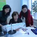 «Казына Капитал Менеджмент» совместно сФондом «Жан Досым» оборудовали швейный цех школы