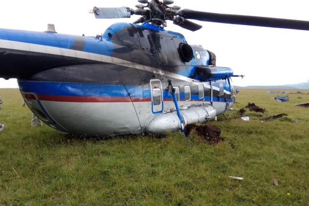 СК «Евразия» выплатила 320 млн тенге за разбившийся вертолет