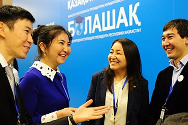 Нурсултан Назарбаев назвал «Болашак» брендом Казахстана