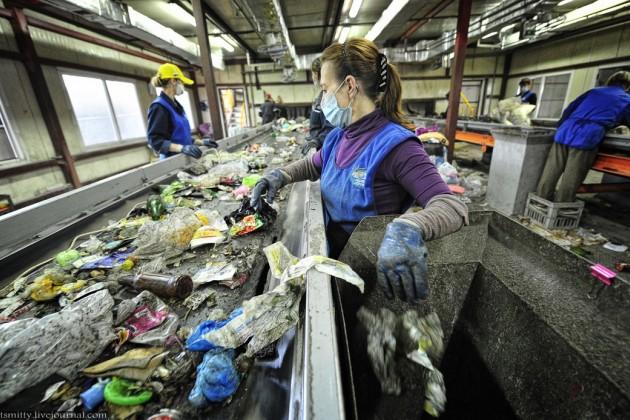 Где будут запущены мусороперерабатывающие заводы?