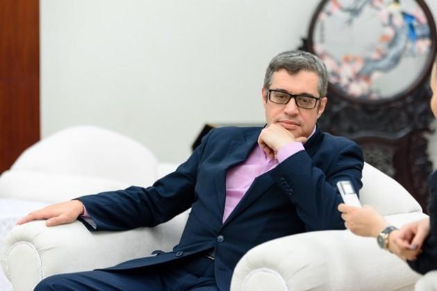 Максим Поташев: Япрежде всего бизнесмен. Знатоки давно перестали зарабатывать