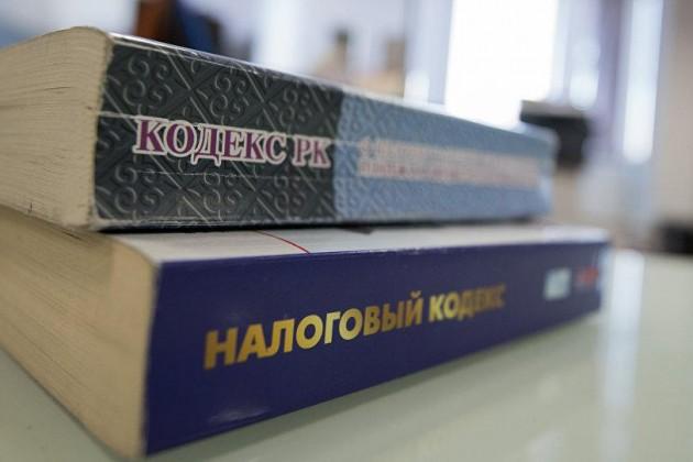 Нурлан Нигматулин раскритиковал проект нового Налогового кодекса