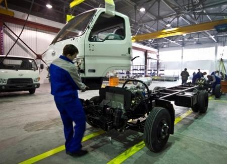 Объемы машиностроения в РК выросли на 35%