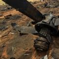 В Алматинской области разбился военный самолет