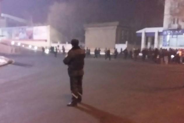 В аэропорту Алматы вновь искали бомбу