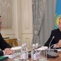 Нурсултан Назарбаев заслушал отчет главы Нацбанка