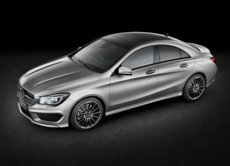 Mercedes-Benz удлинит CLA для китайцев