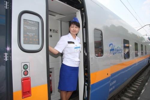 С апреля действуют скидки на проезд в поездах Тальго