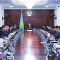 Бакытжан Сагинтаев поручил ускорить модернизацию предприятий