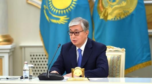Глава государства принял послов Казахстана в Индии и Швейцарии