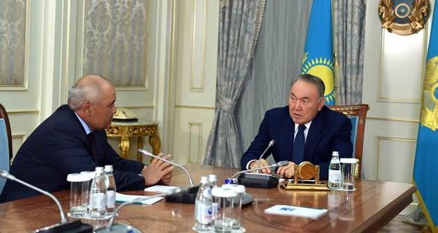 Президент отметил важность трансформации Фонда Самрук-Казына