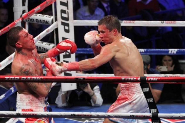 Геннадий Головкин — лучший боксер октября по версии WBA