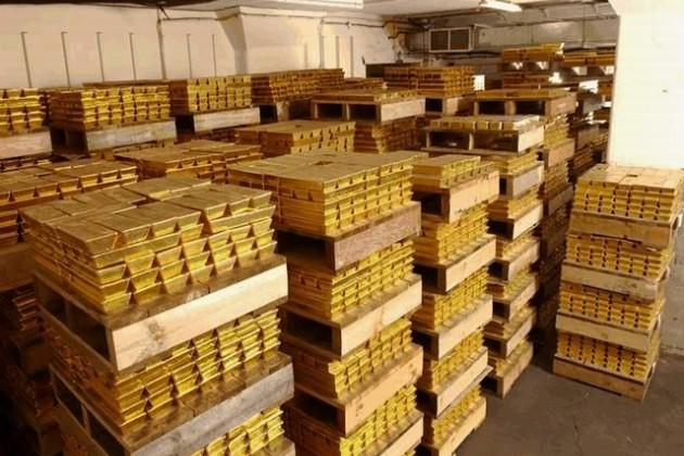 Инвесторы сохраняют интерес к золоту