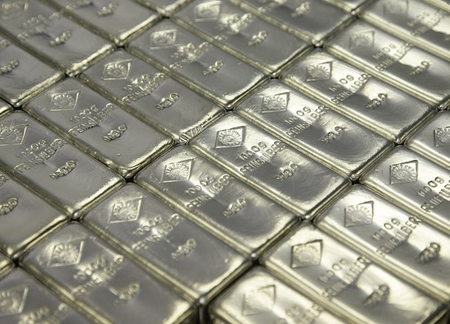 Инвесторы делают акцент на серебро