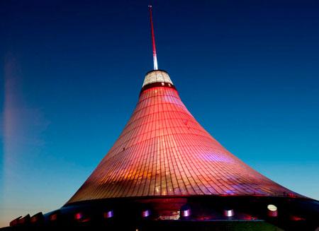 Казахстан строит Астану как креативный город