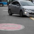 На двух односторонних улицах в Алматы вводятся спецполосы