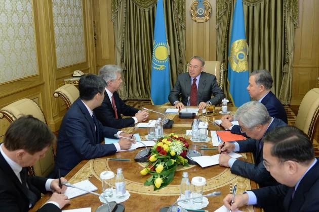 Казахстан и США продолжат сотрудничество