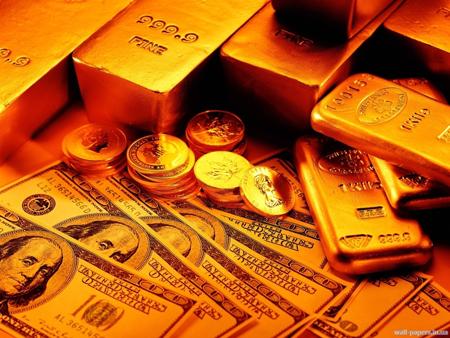 Инвесторы в золото фиксируют прибыль