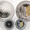Нацбанк выпустил монету-тотем