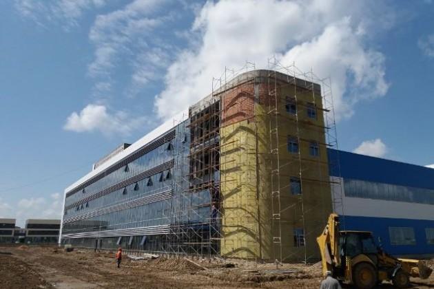 ВШымкенте строят крупнейший трансформаторный завод