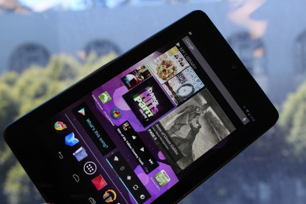 Начались продажи планшета Nexus 7 в Японии