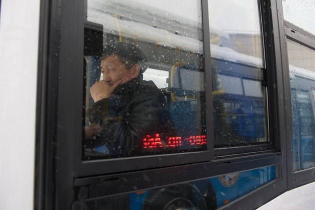 Автобусникам вАлматы покрыли убытки на1,5млн тенге