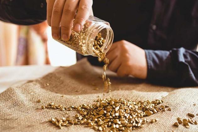 Аффинажные заводы к 2020 году смогут перерабатывать до 90 тонн золота