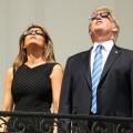 Америку накрыло «великое» солнечное затмение