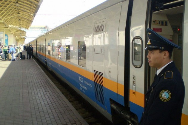 Из Астаны в Урумчи снова будут ходить поезда