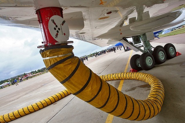 Таможенный союз сливает авиакеросин