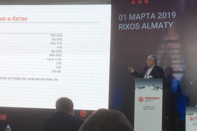 Алмас Чукин: Развитие с Китаем или экономическое одиночество?