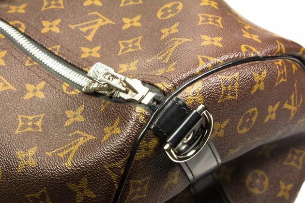 В Алматы шили сумки Louis Vuitton