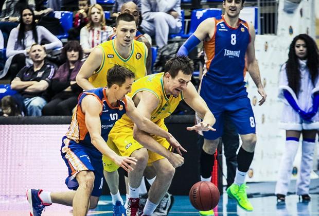 «Астана» проиграла в первенстве Единой лиги ВТБ