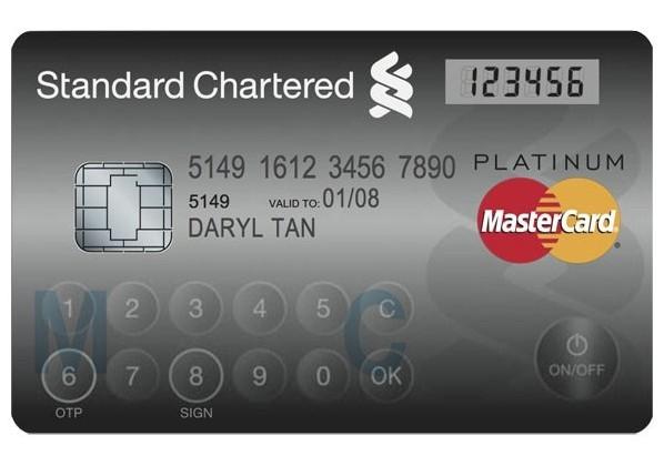 Выпущена интерактивная кредитная карта