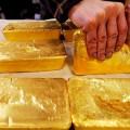 В 10 раз вырос экспорт золота из Британии