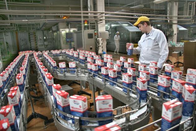 Мировой рынок молока вырастет на 21 млрд. литров