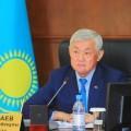 Бердыбек Сапарбаев рассказал овнедрении зеленой экономики