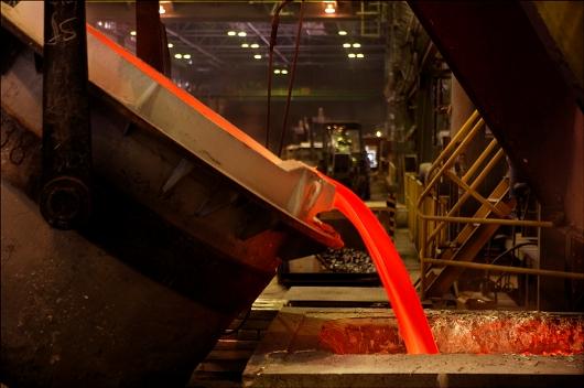 В Павлодаре на 19% снизят производство алюминия