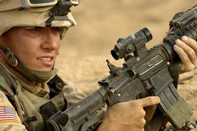 Десятку сильнейших армий мира назвали в США