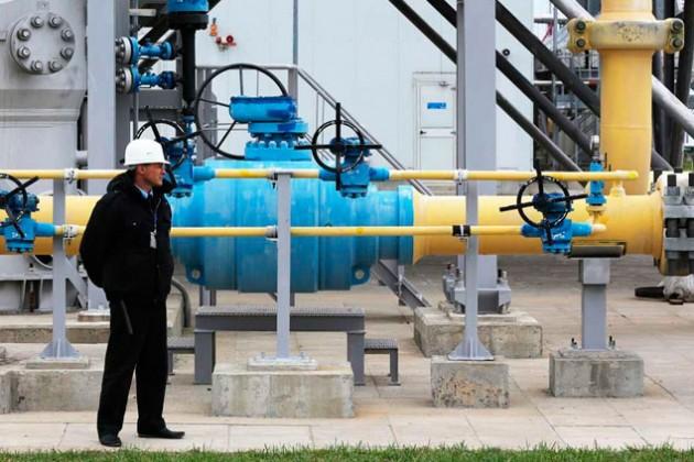 Газопроводную систему Украины реконструируют