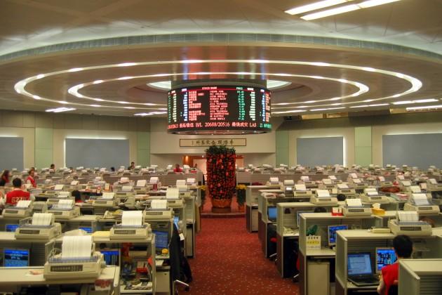 В Гонконге состоялось крупнейшее за 2 года IPO