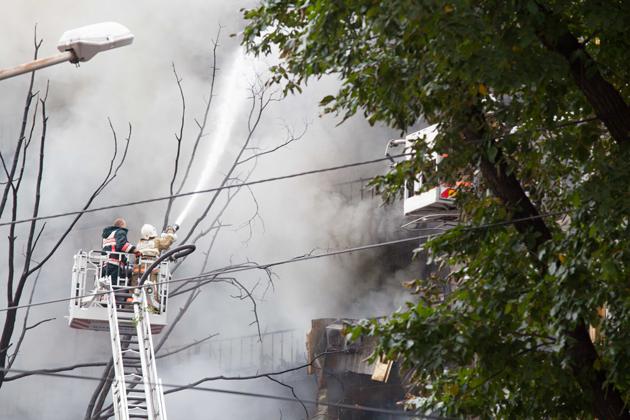 Helios возместит ущерб пострадавшим от взрыва бензовоза